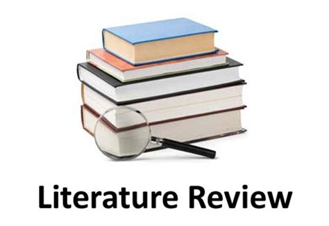 Literature review article summary
